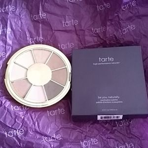 BNIB tarte™ Eyeshadow Palette Be You. Naturally™